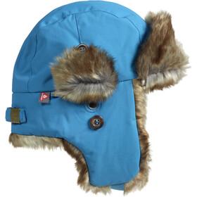 Isbjörn Squirrel Chapka Enfant, bleu
